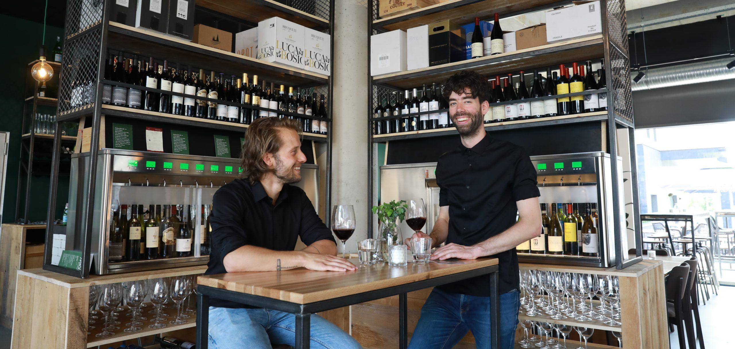 Wijn- en eetbar Most