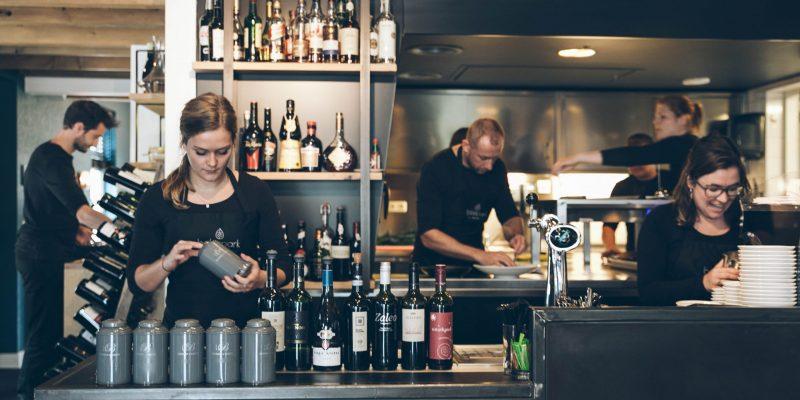Balijepark-Restaurant De Meern team
