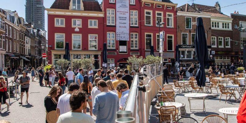 Utrecht terras